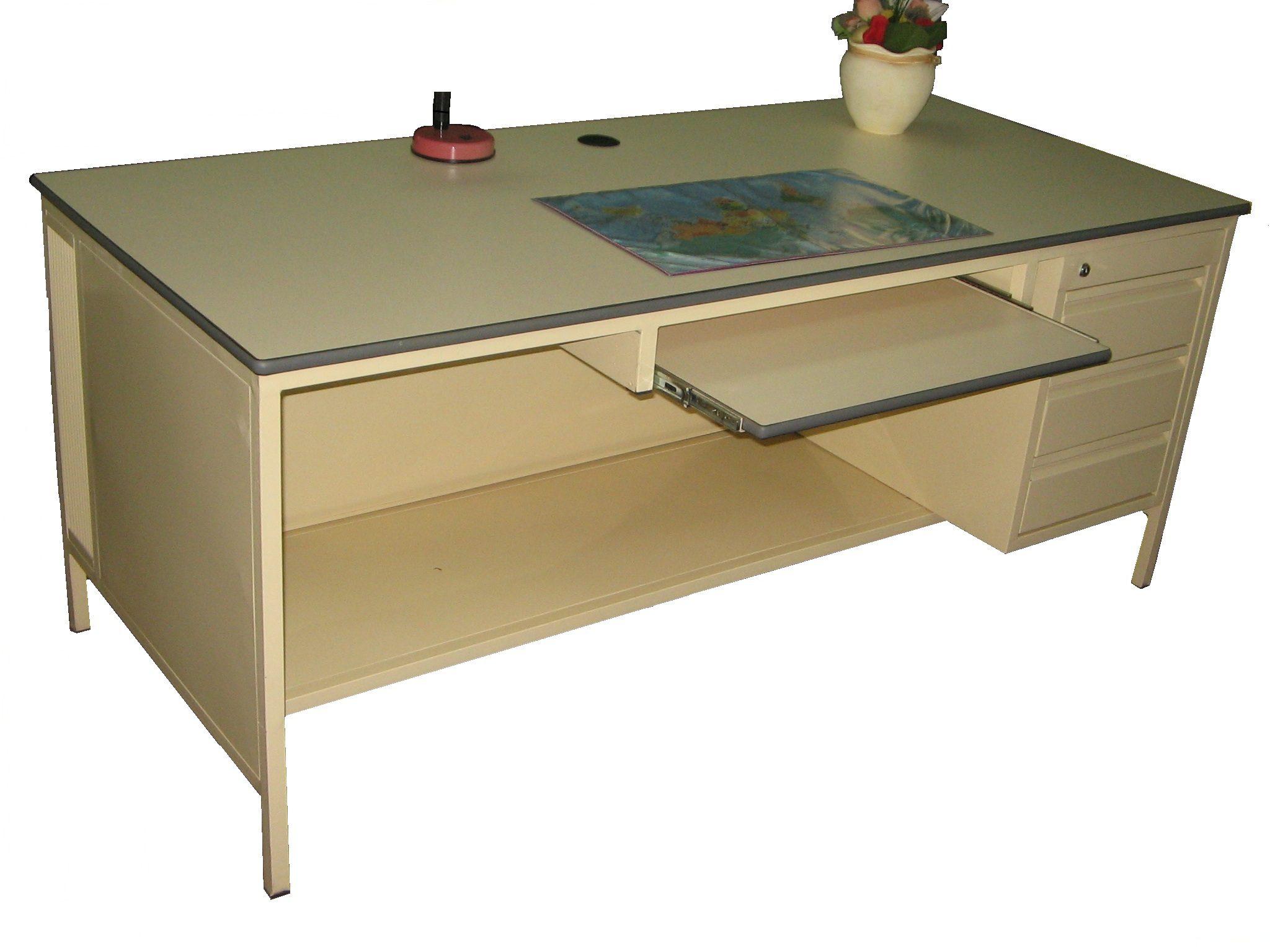 Bureau 180 avec clavier