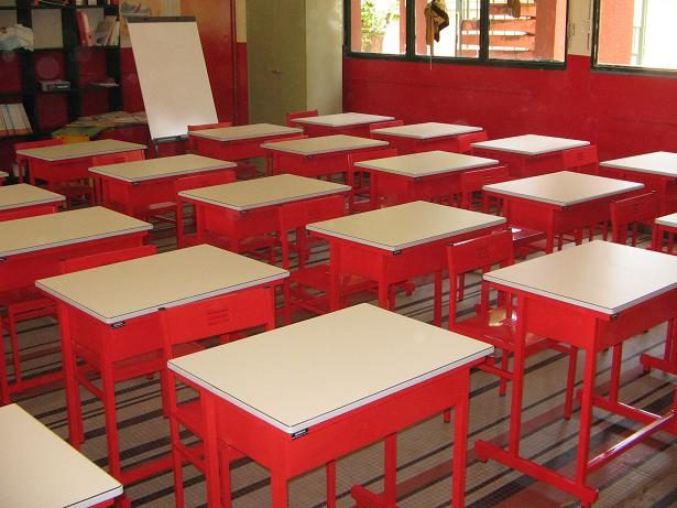Tables pour écoliers